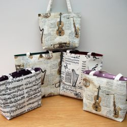 Hand made tote bags & purses