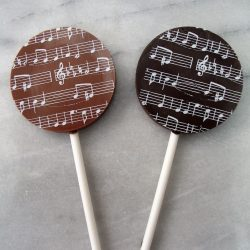 Musical Chocolates and Lollipops