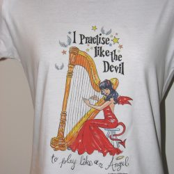 Harp Themed T-Shirts