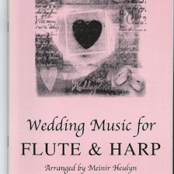 Wedding Music for Flute & Harp Vol 2