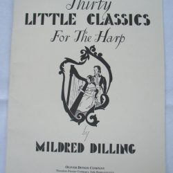 Thirty Little Classics for the Harp