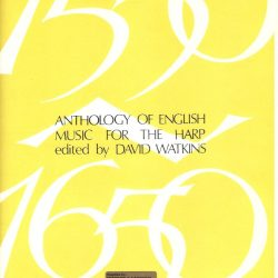 Anthology of English Music for the Harp ed David Watkins